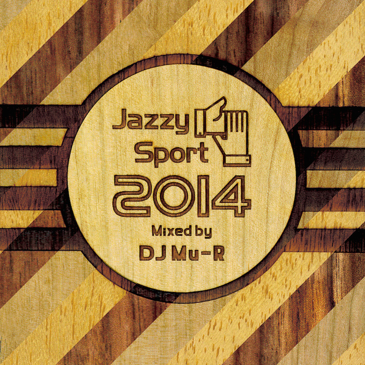 Jazzy Sport 2014 Mixed by DJ Mu-R